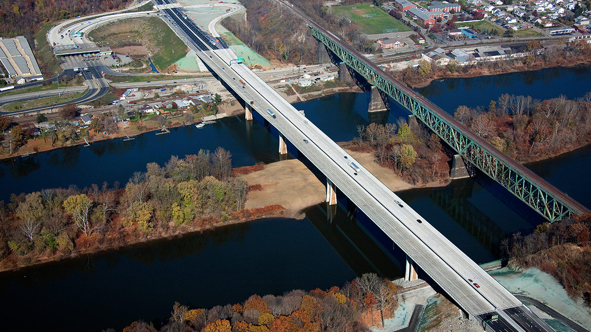 Allegheny River Bridge