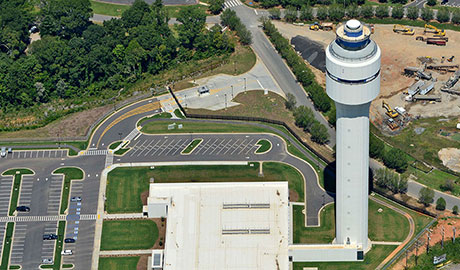 Charlotte Douglas International Airport Air Traffic Control Tower