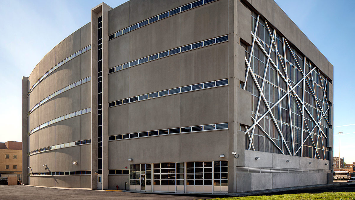 Cook County Jail – New RTU-RCDC Facility