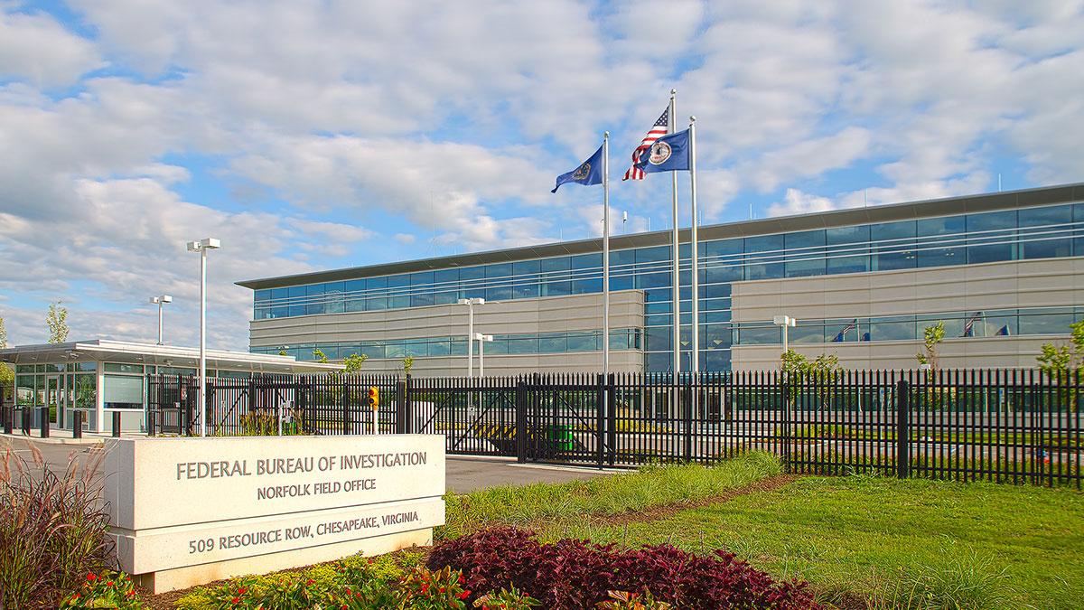 Chesapeake Fbi Field Office