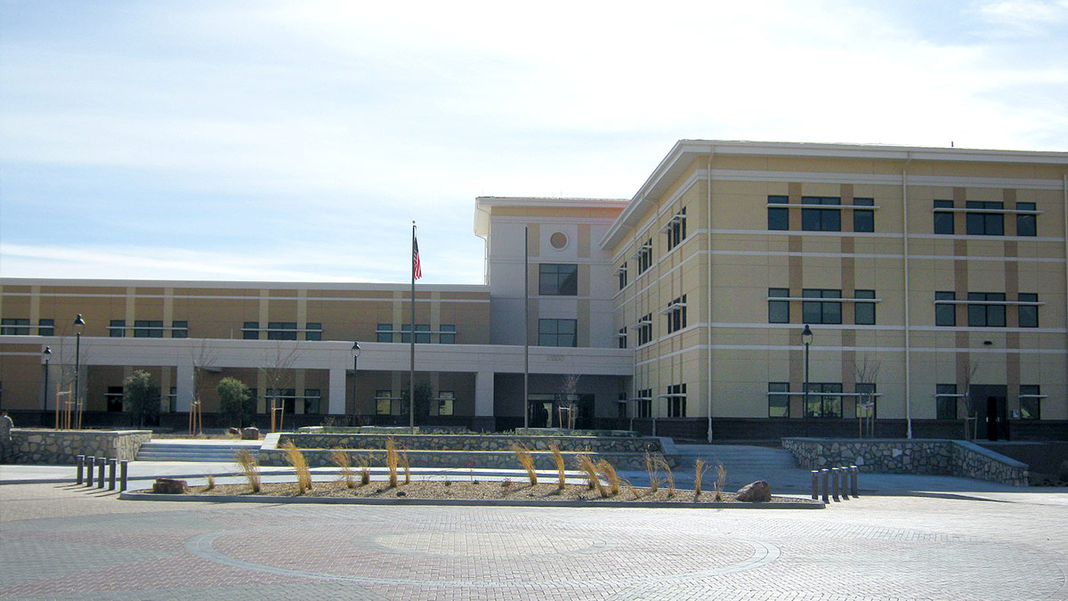 Headquarters Building – IBCT 1 & 2