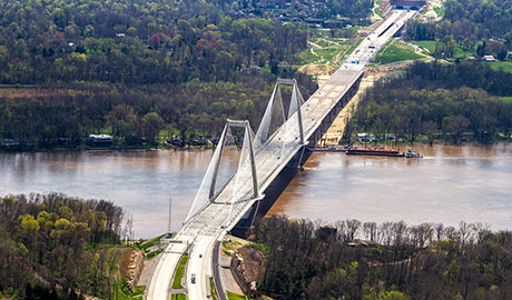 Ohio River Bridges – East End Crossing