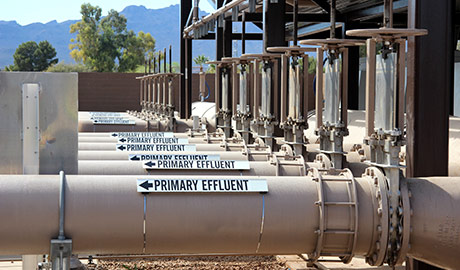 Pima County Water Reclamation Facility
