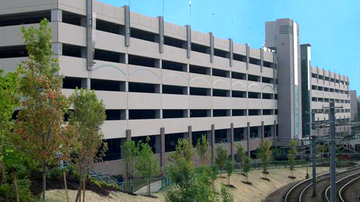 South Hills Parking Structure