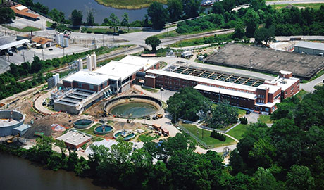 Sweeney Water  Treatment Plant