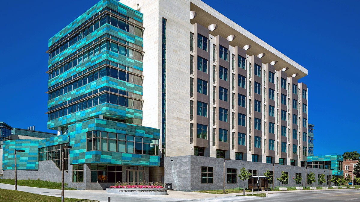 University Of Iowa Pappajohn Biomedical Discovery Building