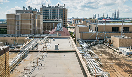 University of Texas Medical Branch Infrastructure Program