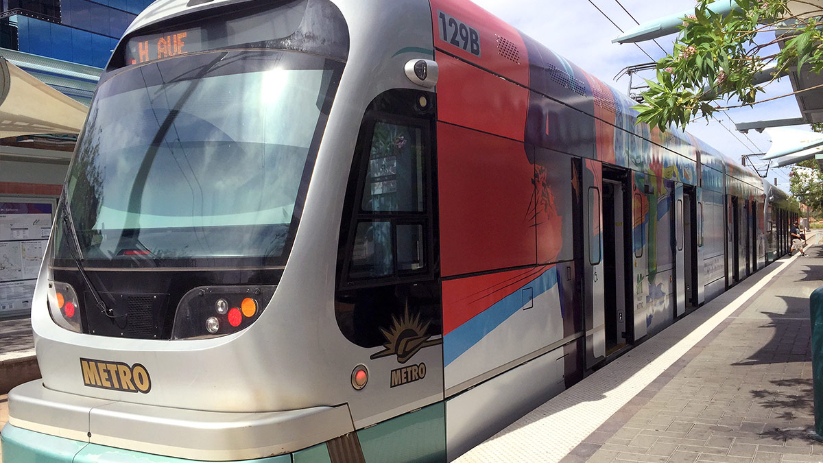 Valley Metro Rail – Light Rail Line Section 3