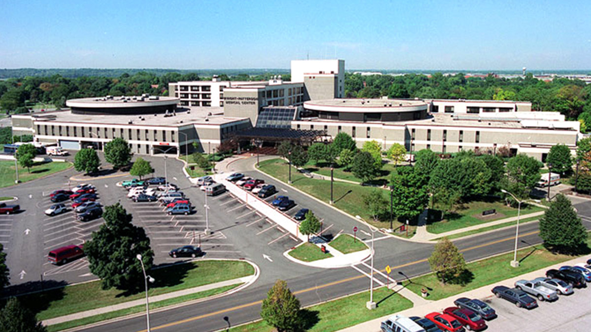 Wright-Patterson Air Force Base Hospital Renovation