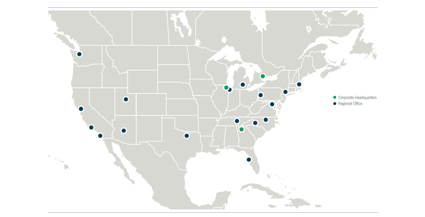 Walsh Locations