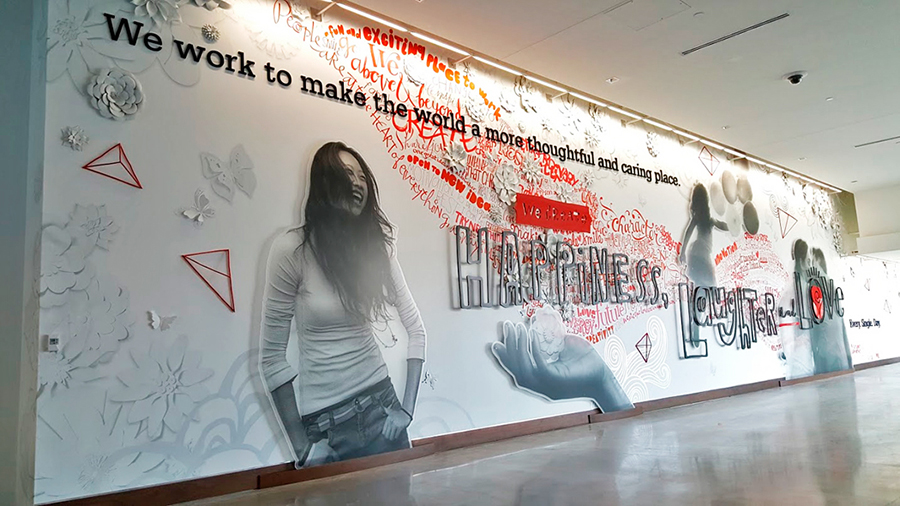 Walsh delivers new american greetings creative studios the state of the art facility represents a commitment to the future of the company to the social expressions industry and to northeast ohio m4hsunfo