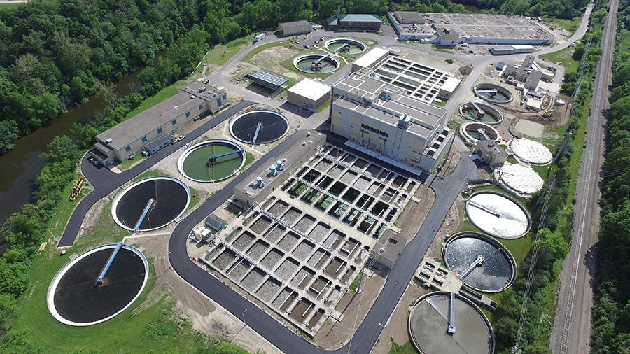 Major Renovations Reshape Ann Arbor Wastewater Treatment Plant