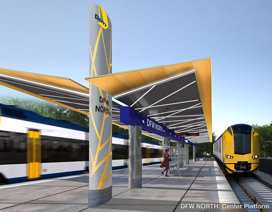 Archer Western to build DART's 26-mile Cotton Belt commuter