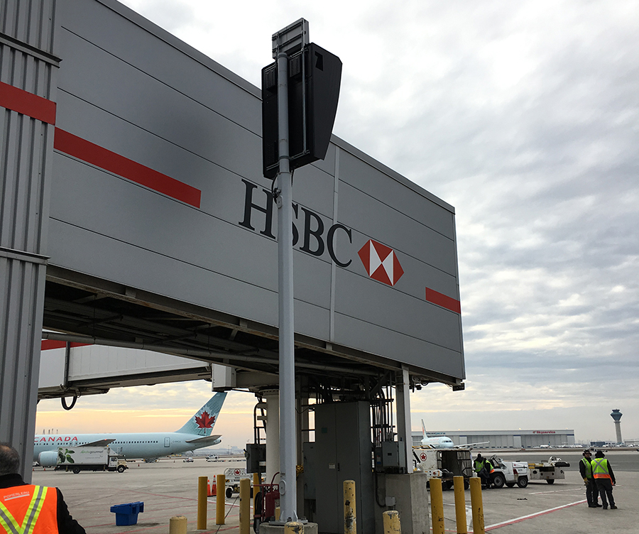 Toronto Pearson International Airport: Walsh Canada To Deliver Terminal 1 Gate Modifications At