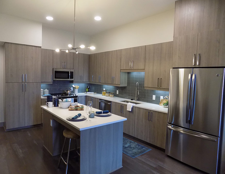 New 24-Story High-Rise Opens to Dallas Residents