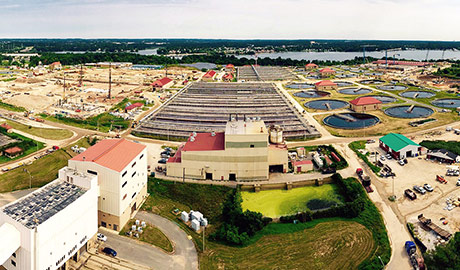 Back River Wastewater Treatment Plant