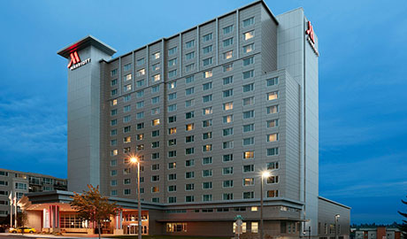 Bellevue Marriott Hotel