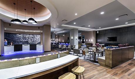 Dallas Water Company >> Cambria Hotel