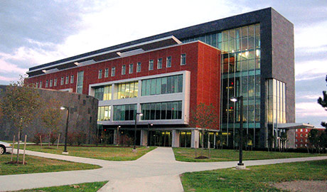 Central Michigan University – Education and Human Services Building