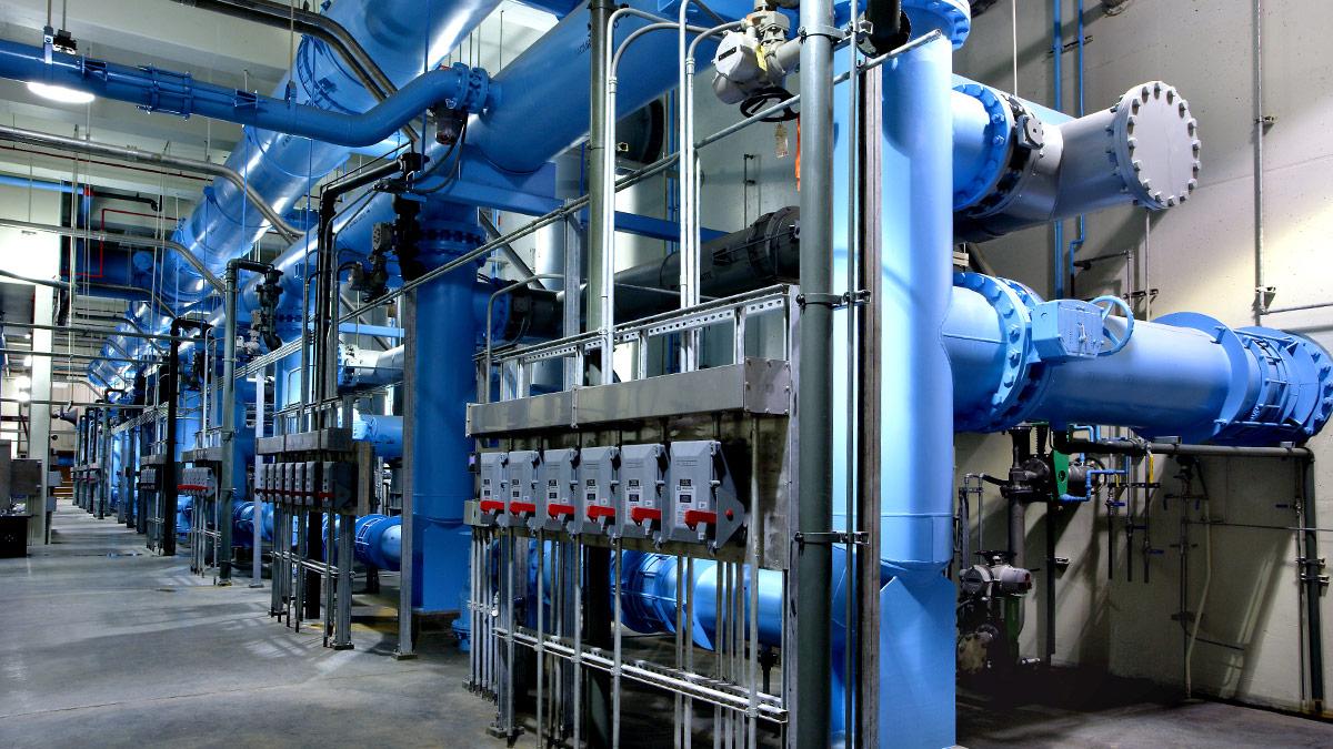 Chaparral Water Treatment Plant