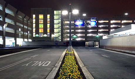 Chicago Midway - Consolidated Rental Car Facility