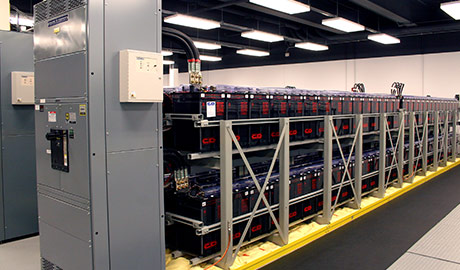 Communications Firm Data Center