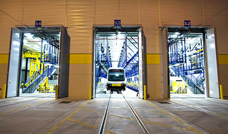 DART Northwest Rail Operations Facility