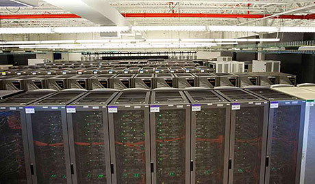 Financial Firm Data Center