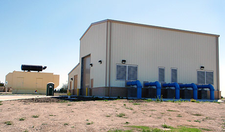 Frisco McKinney Pump Station