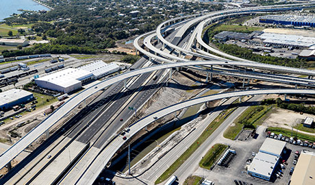 I-4 Lee Roy Selmon Connector
