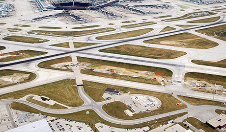 O'Hare International Airport – Runway Improvements