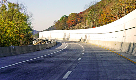 Route 22 Lewistown Narrows