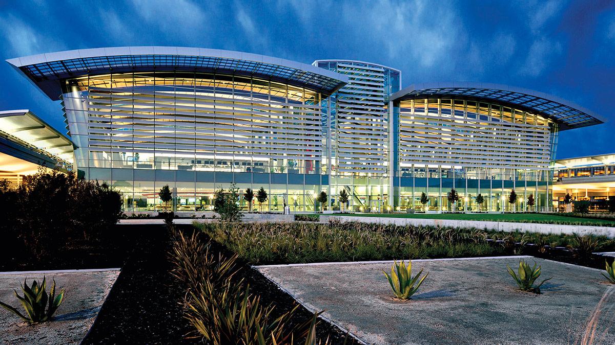 Sacramento International Airport Terminal B Modernization