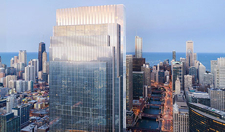 Salesforce Tower Chicago