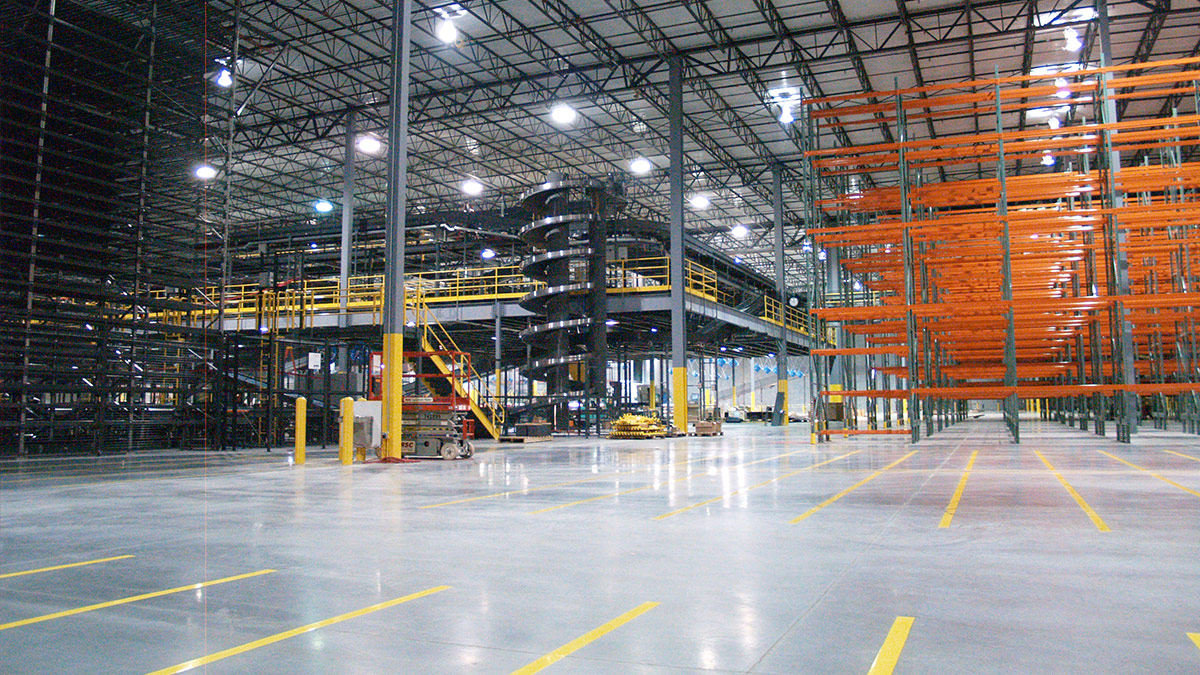 Target Distribution Center North Carolina