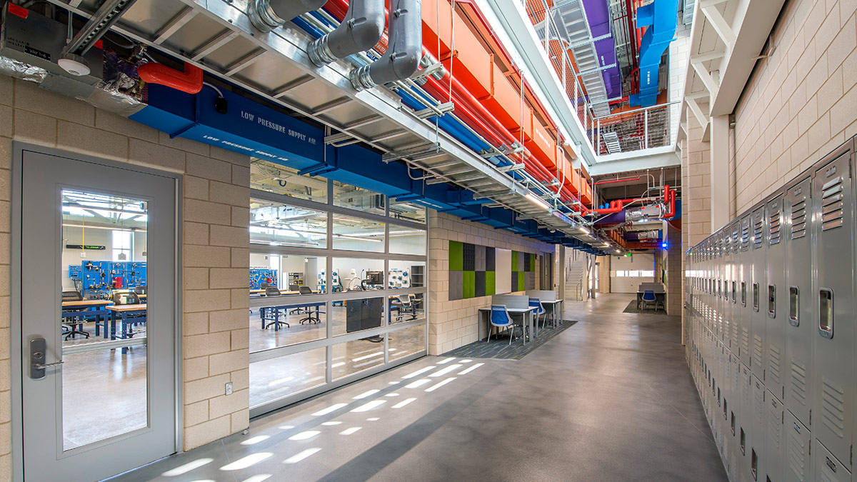Tarrant County College Energy Technology Center