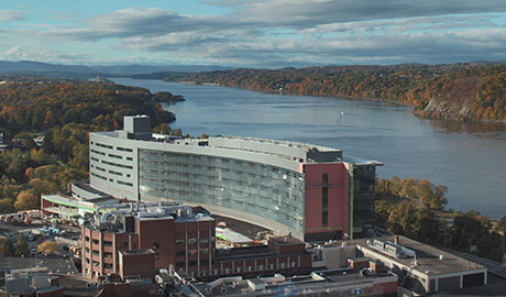 Transforming Healthcare on the Hudson - Part One