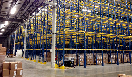 Warehouse Distribution