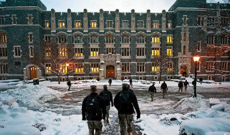 West Point Military Academy - Bartlett Hall Science Center