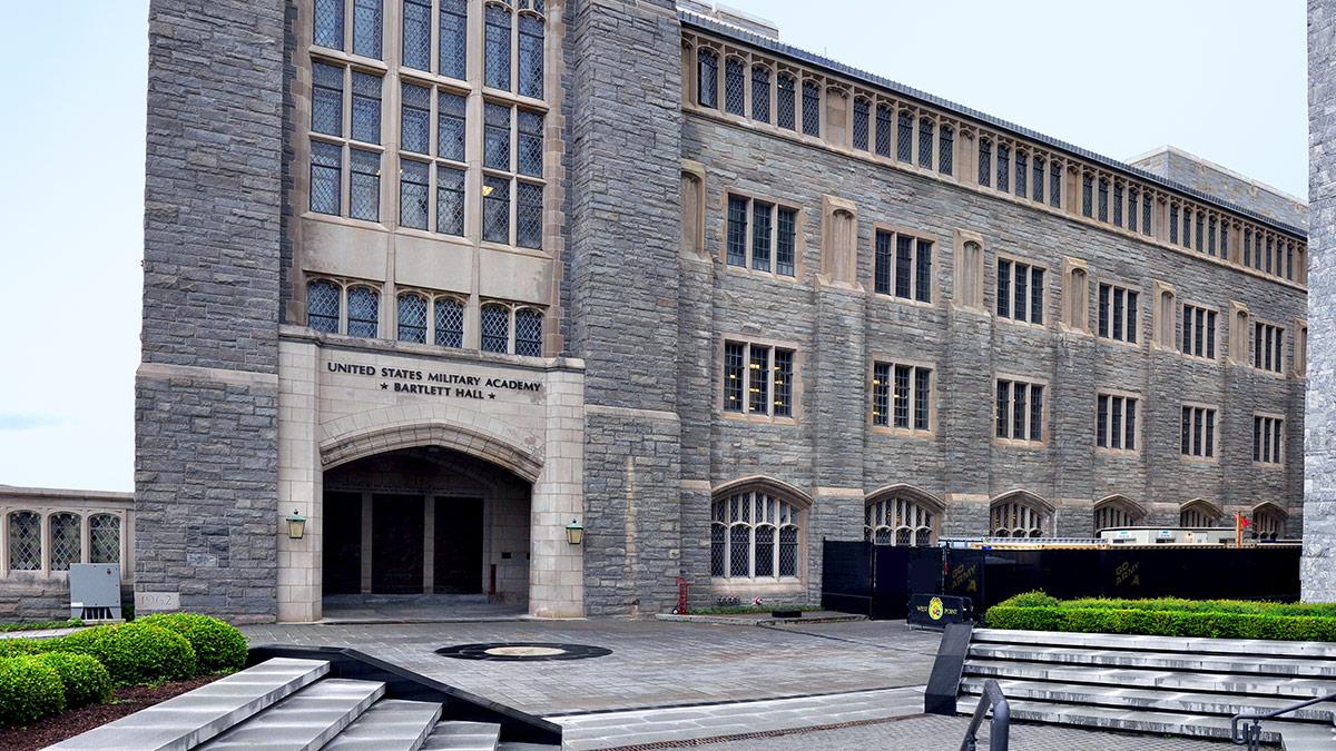 West Point Military Academy Bartlett Hall Science Center